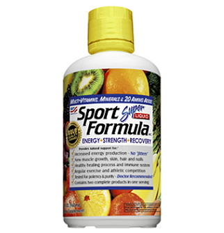 Sports Formula Liquid, multi-vitamin, total nutrition abilene