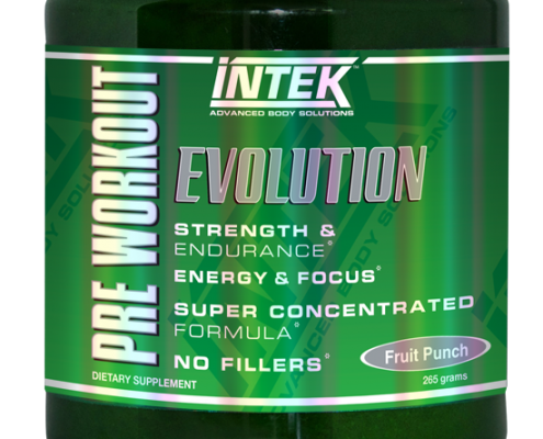 preworkoutevolution