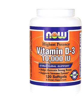 Vitamin D, supplement